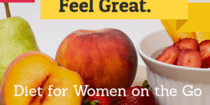 Diet for Women on the Go-2 minutes read for stress reduction