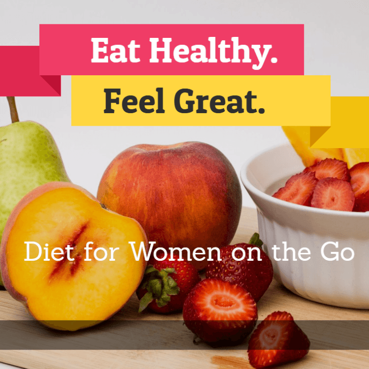 diet for women on the go