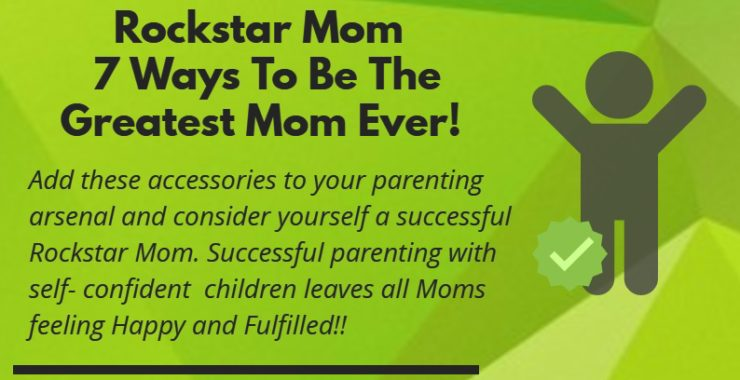 Rockstar Mom Free Infographic download