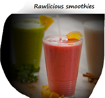 rawlicious smoothies